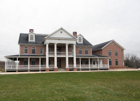 A school for at-risk girls is being planned for the Wishard House at the intersection of Clay and Angle roads in the Kauffman area south of Chambersburg.