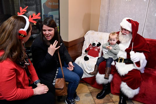 Sign Language With Santa
