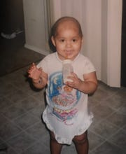 Reno senior point guard Kai Ramos was diagnosed with leukemia as a baby.