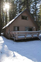This Nov. 12, 2015 file photo shows a vacation home rental in South Lake Tahoe, Calif.