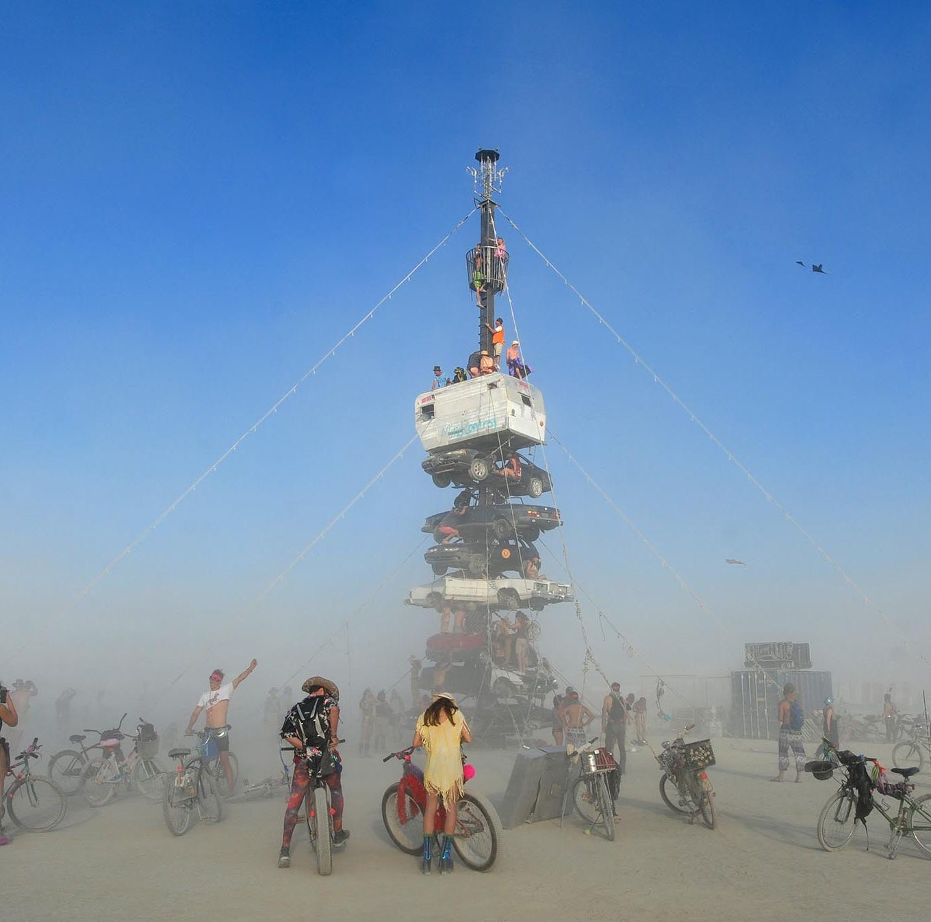 Burning Man ticket sale is over; process full of glitches