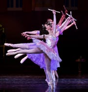 Images from A.V.A. Ballet Theatre's The Nutcracker. Performances for The Nutcracker with the Reno Philharmonic are December 7-9 at the Pioneer Center for the Performing Arts