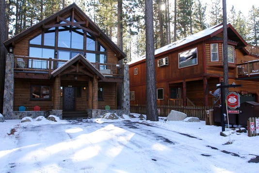 Lake Tahoe rental homes