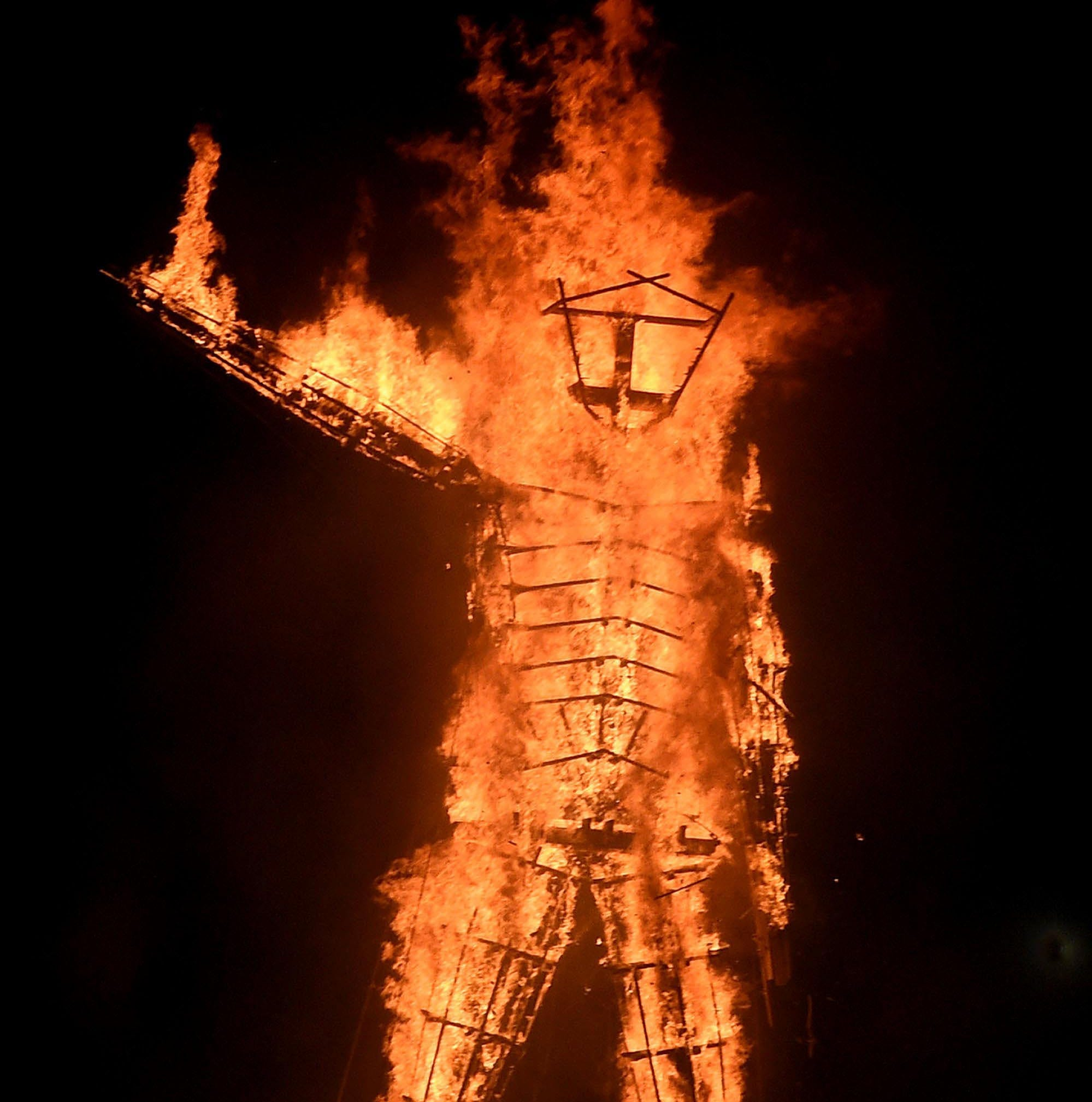 Burning Man takes aim at draft BLM report — calls it 'unreasonable' and fears ticket hike
