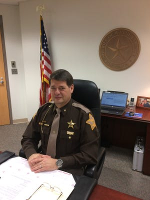 Sheriff Jeff Capp will retire from the agency after 38 years when his term expires Dec. 31.
