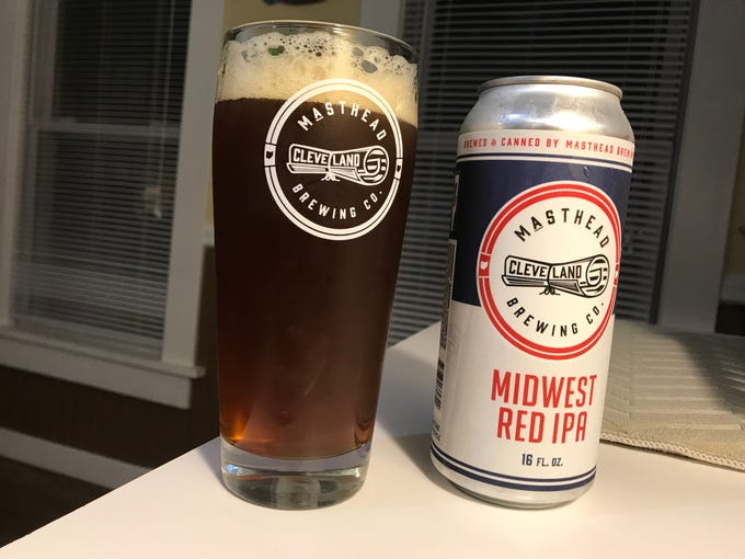 Masthead Brewing Midwest Red IPA