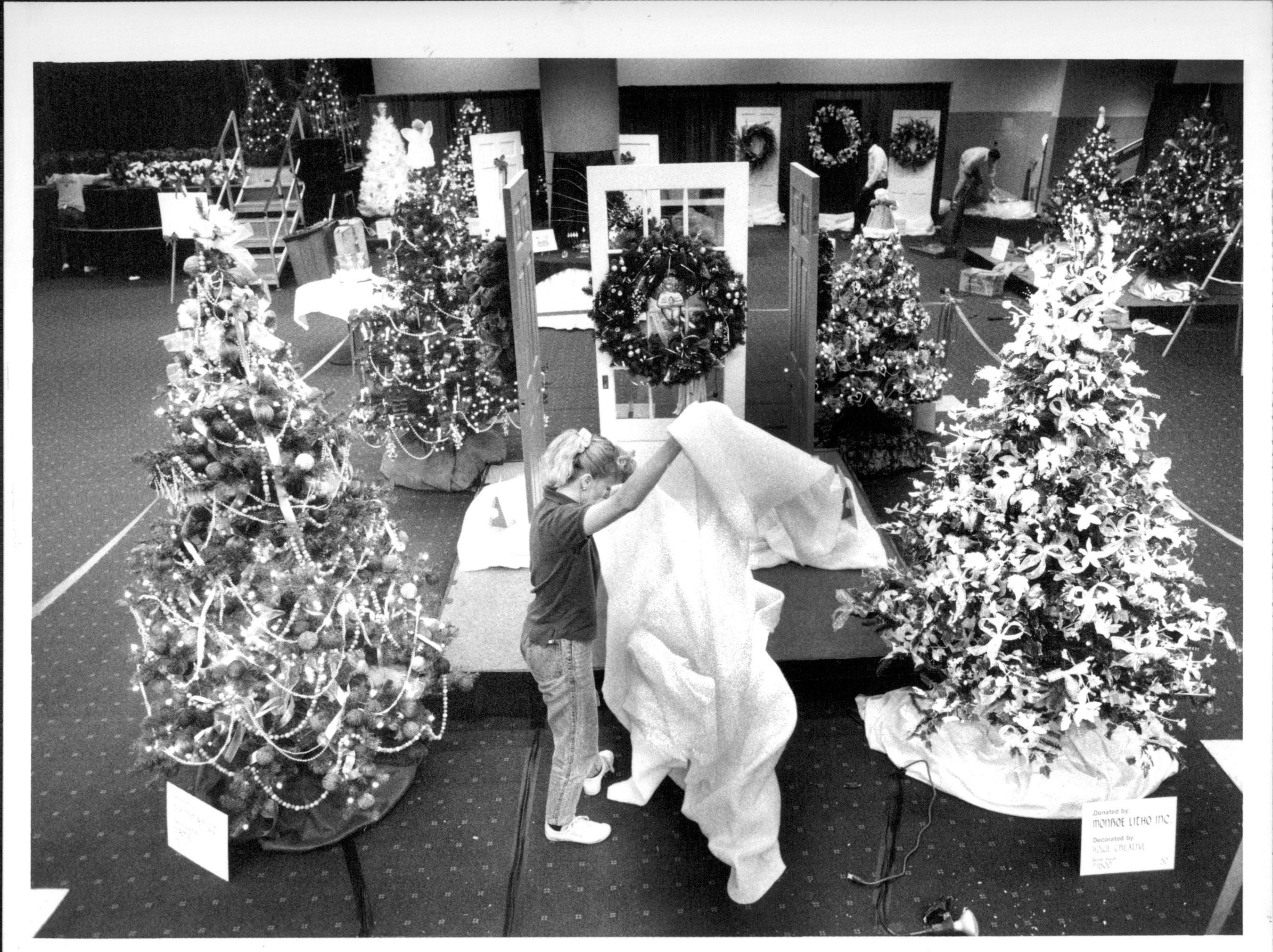 Whatever happened to ... The Festival of Trees?