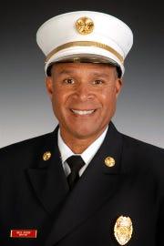 Rochester Fire Chief Will Jackson