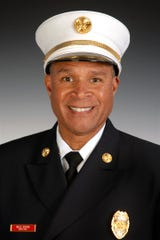 Rochester Fire Chief Will Jackson