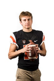 Oregon State quarterback Tristan Gebbia, a transfer from Nebraska, is expected to compete for the starting job next season.