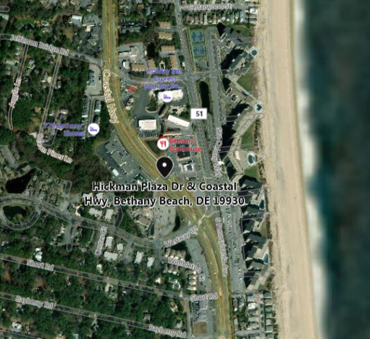 Police are investigating a crash involving a pedestrian on Coastal Highway in Bethany Beach.