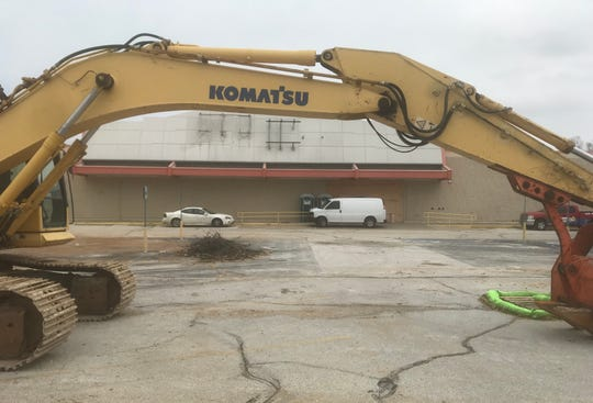Answer Man: Someone is working on the former Kmart building at North Glenstone Avenue and Kearney Street. What's happening?