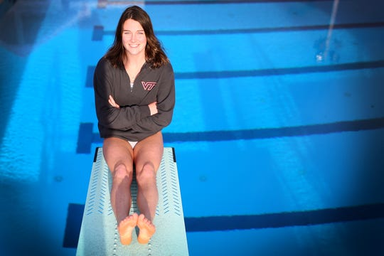 Chiles senior Rainey Vause was named the 2018 All-Big Bend Diver of the Year in girls swimming and diving after taking third place in Class 3A with a career-best score that would have won a state title in previous years. Vause, a Virginia Tech signee, is a four-time recipient of Diver of the Year.