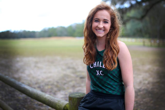 Chiles senior Emily Culley was named the 2018 All-Big Bend Runner of the Year in girls cross country after leading the Timberwolves to back-to-back Class 3A state championships with a fifth-place finish, and running an area-best time of 18:04.