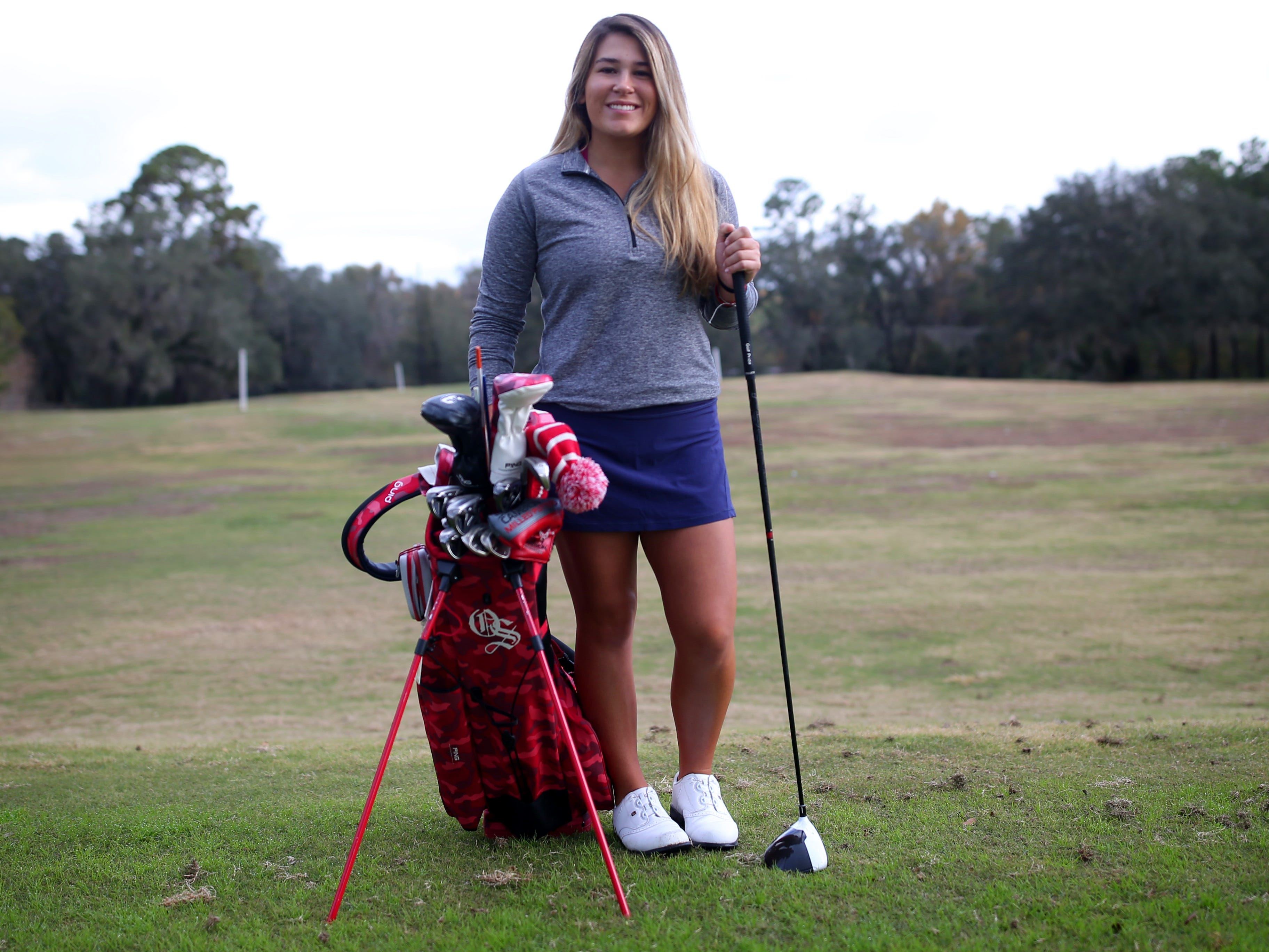 Aucilla Christian senior Megan Schofill was named the 2018 All-Big Bend Golfer of the Year in girls golf after finishing tied for sixth at the Class 1A state tournament, winning district and regional titles. She also finished in the top 10 in the boys Big Bend Championship and tied for second in the boys City Championship. Schofill, an Auburn signee, is one of three golfers in area history to become a three-time Golfer of the Year.