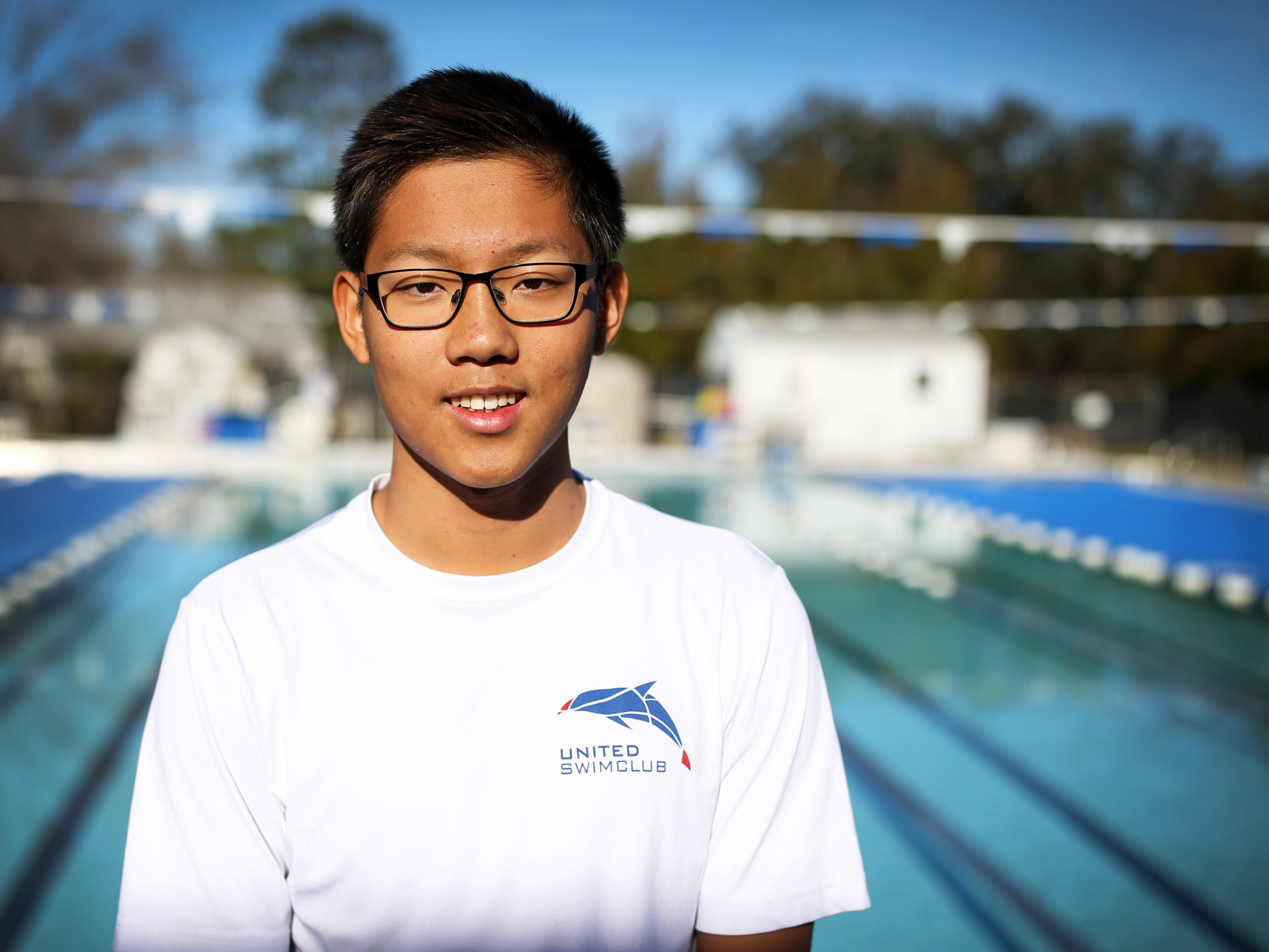 Chiles sophomore Hayden Kwan was named the 2018 All-Big Bend Swimmer of the Year in boys swimming and diving after capturing a Class 3A state title in the 100-meter backstroke while swimming an All-American automatic time, and taking third in the 200 intermediate medley.