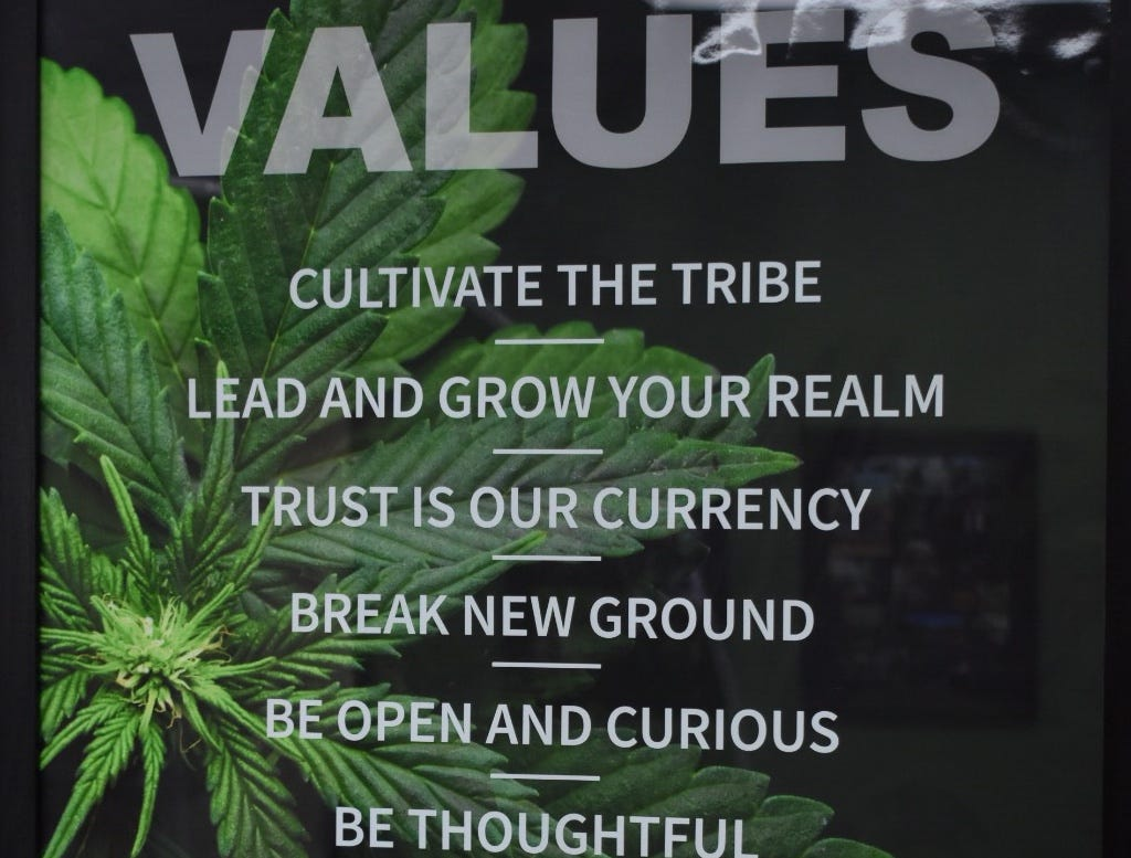 Leaders of Green Flower in Ventura say their mission is to affect the way people think about cannabis.