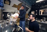 Check out the Good Shepherd Distillery in Mamaroneck. They'll be making whiskey now.