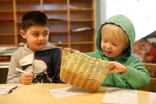 The Peace through Play Nursery school in Chestnut Ridge on Dec. 20, 2018.