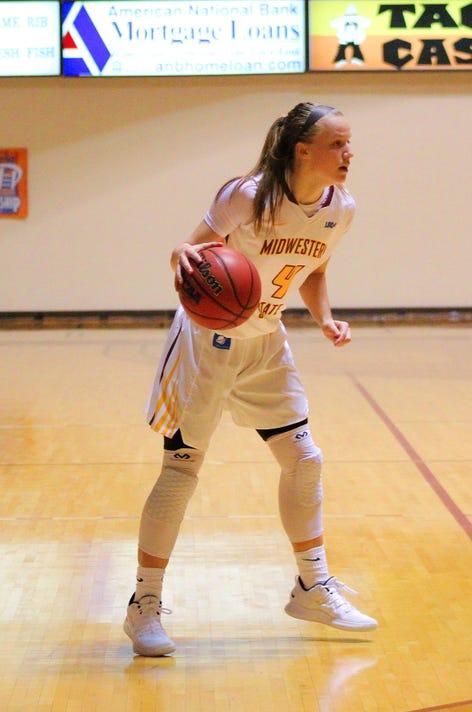 Mica Schneider, MSU junior guard