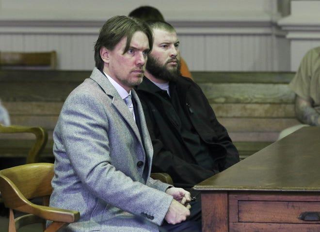Logan Burt, represented by Columbus attorney, John Lloyd, was sentenced to 30 days in jail for violating his community control.