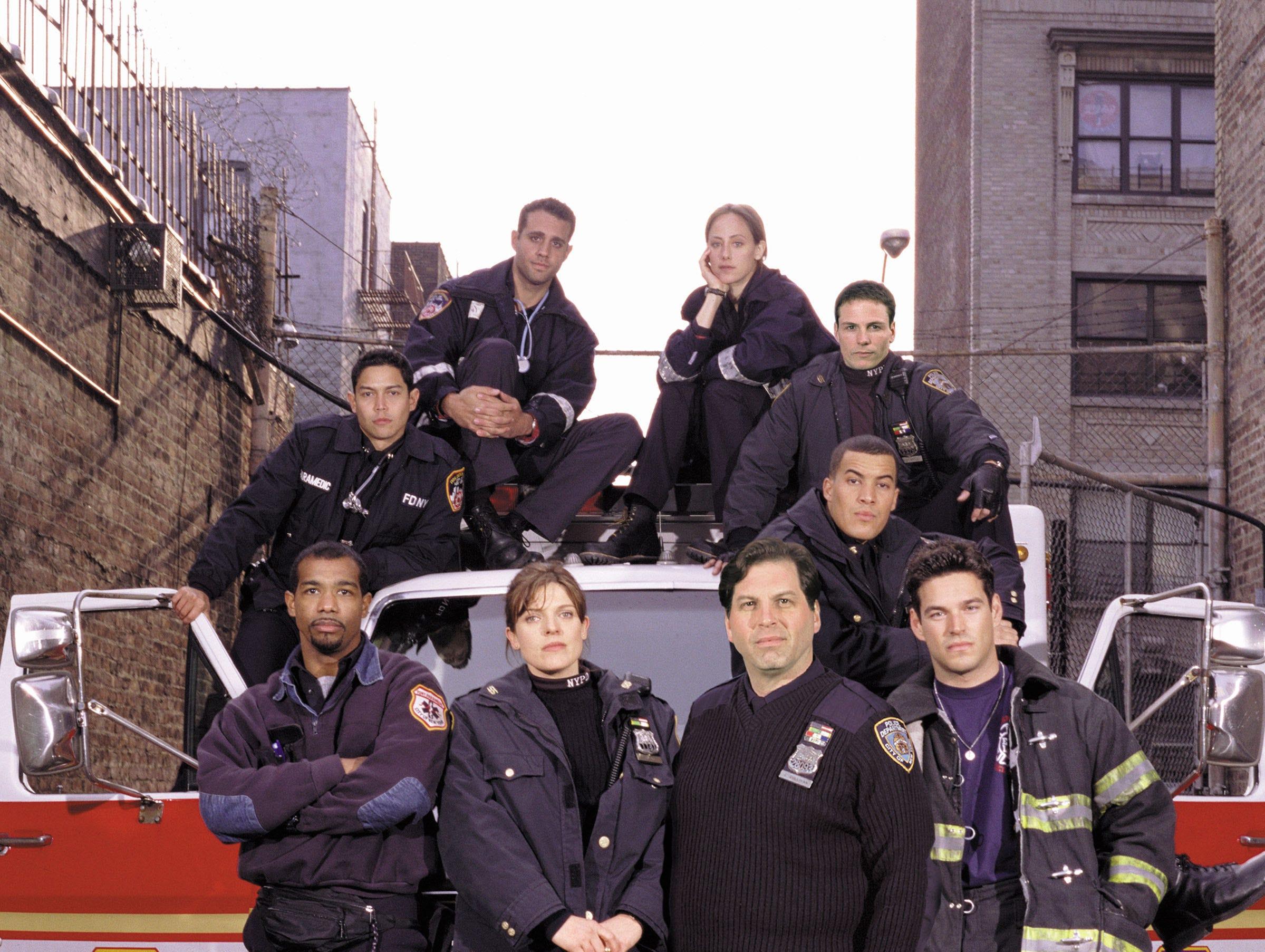 """Third Watch"" (NBC); Sept. 23, 1999-May 6, 2005"
