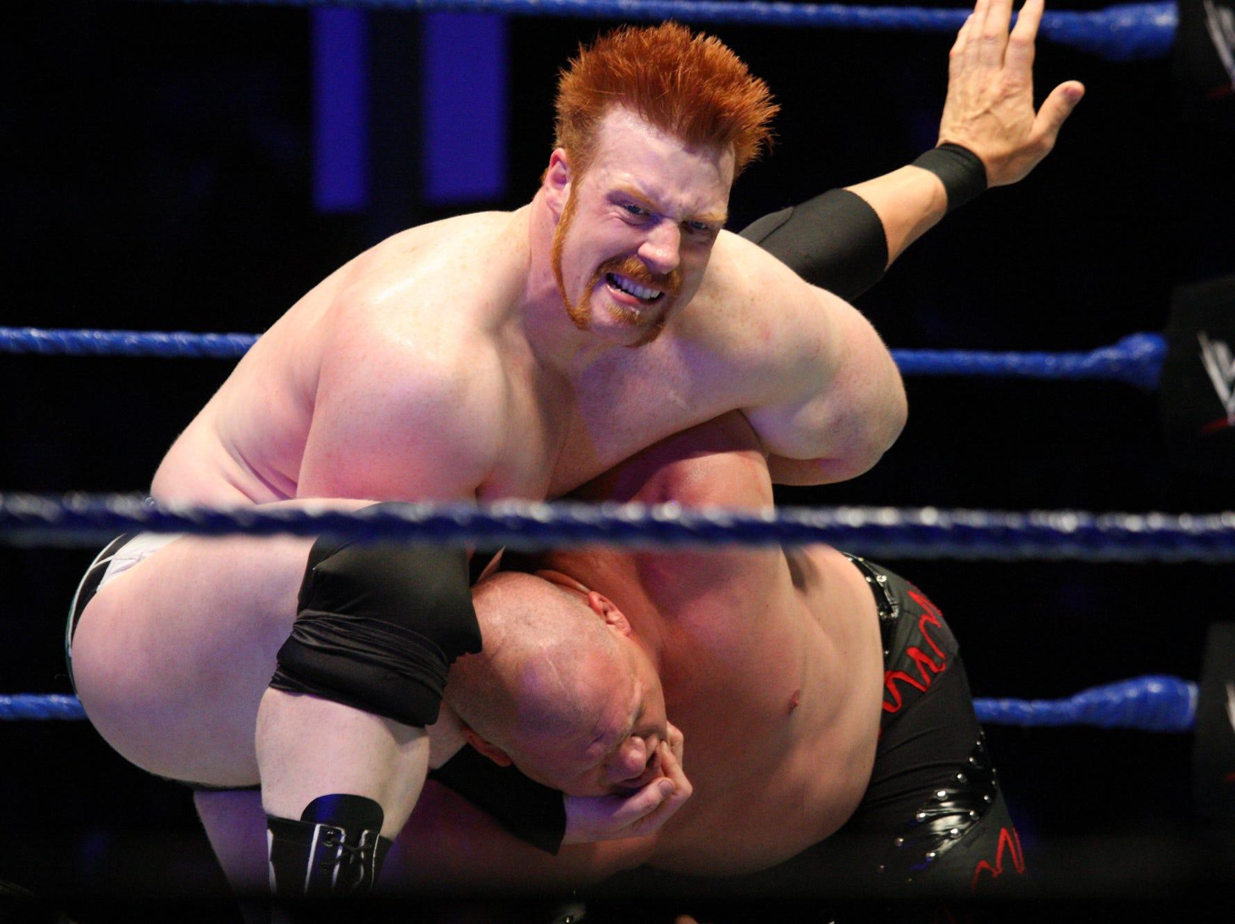 """WWE Smackdown"" (UPN, CW, MyNetworkTV, Syfy, USA); April 29, 1999-"