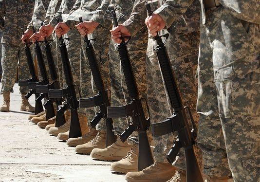 Xxx Us Soldiers Stand To Attention During A Del292228 866 Jpg I Pol Def Afg