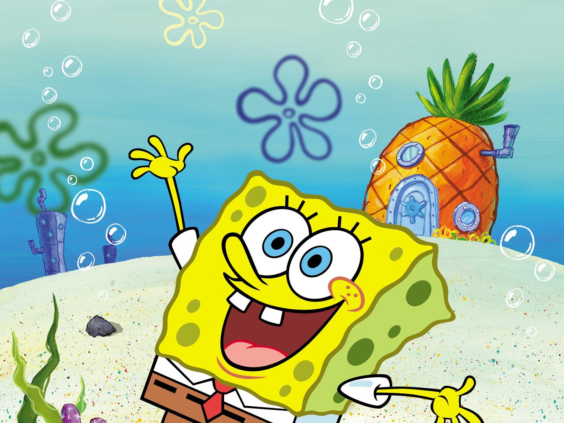 """""""SpongeBob SquarePants"""" (Nickelodeon); May 1, 1999-"""