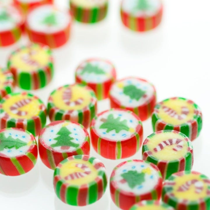 Christmas Candies.These Christmas Candies Taste Like Disappointment