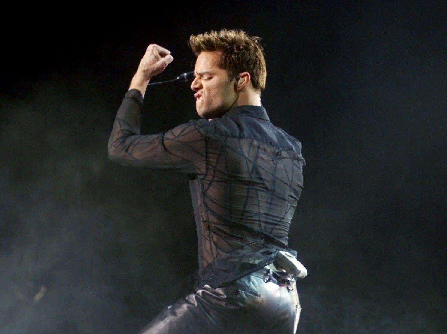 """Livin' La Vida Loca"" by Ricky Martin"
