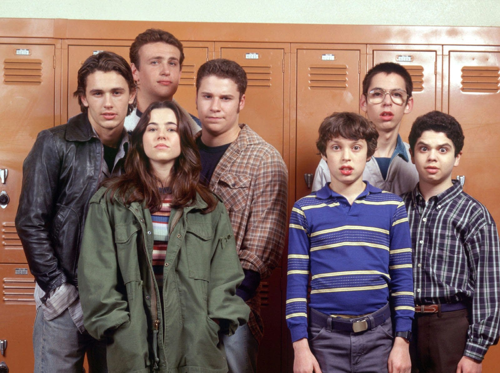 """""""Freaks and Geeks"""" (NBC);  Sept. 25, 1999-Oct. 17, 2000"""