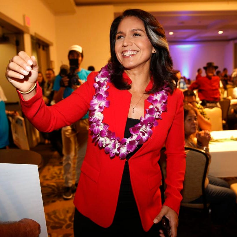 Rep. Tulsi Gabbard starts off 2020 campaign apologizing for past LGBTQ remarks