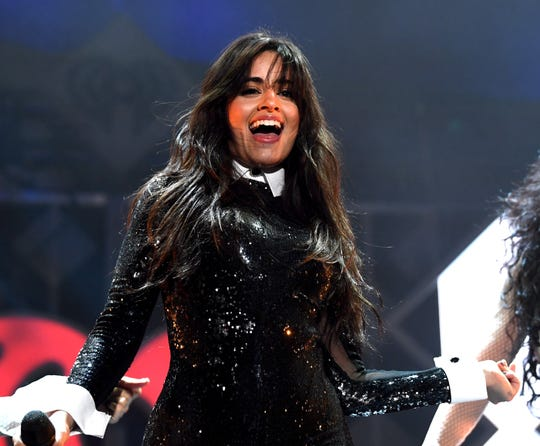 Camila Cabello performs onstage during 102.7 KIIS FM's Jingle Ball 2018 Presented by Capital One at The Forum on November 30, 2018 in Inglewood, California.