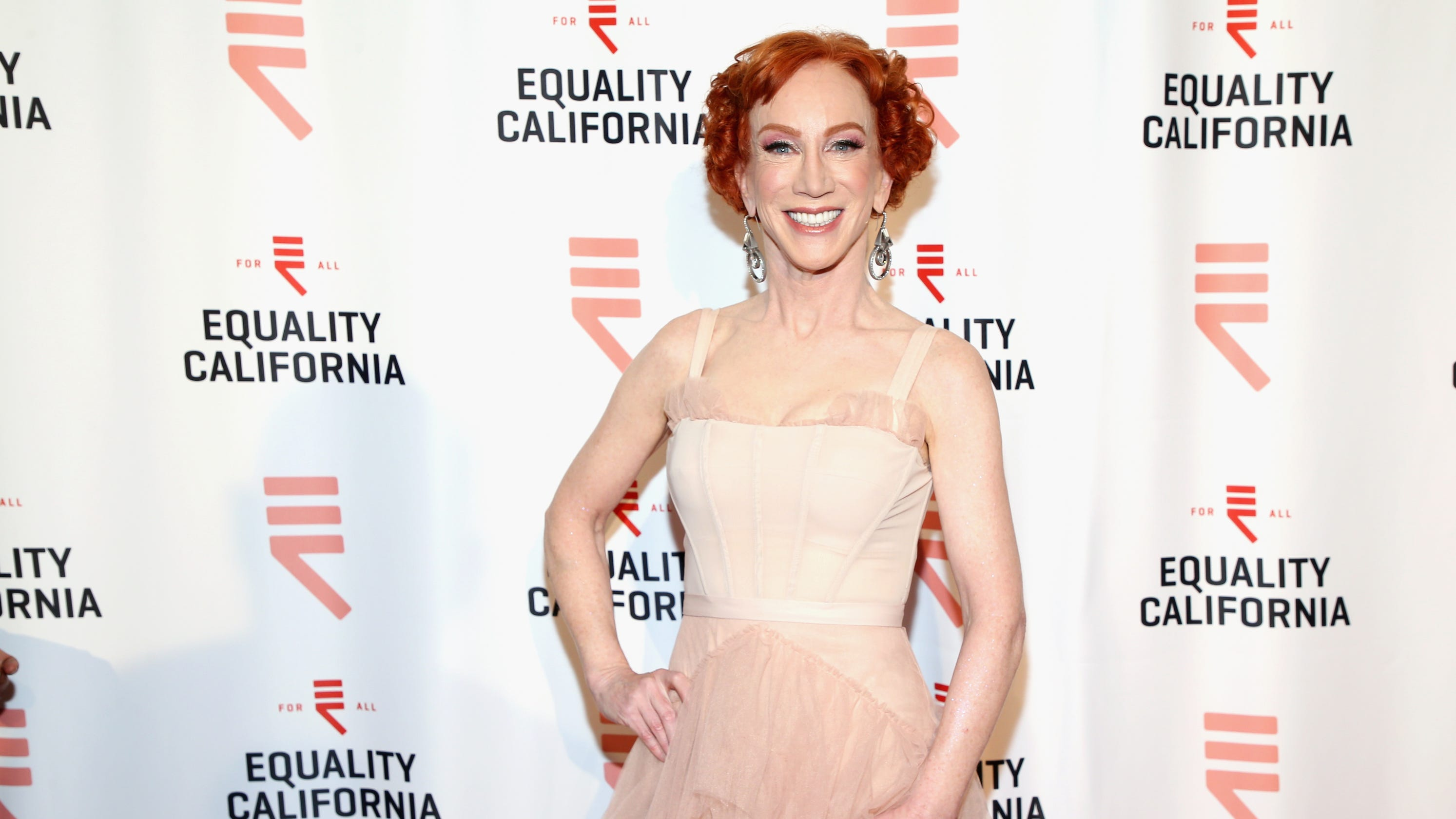 Kathy Griffin Calls Out List Of Highest Paid Comedians Over No Women