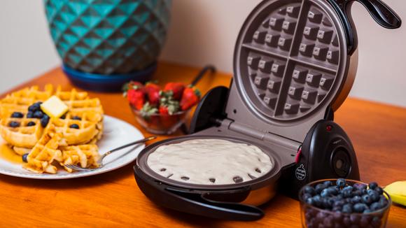 The Presto 03510 Belgian waffle maker
