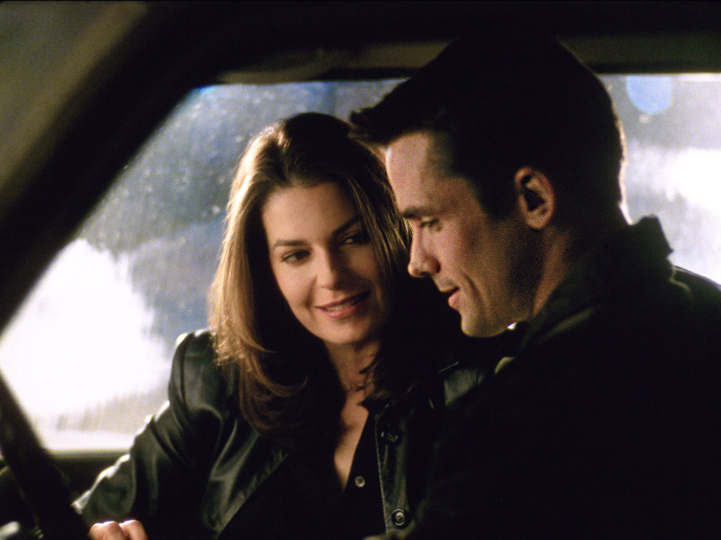 """Sela Ward and Billy Campbell in """"Once and Again"""" (ABC); Sept. 21, 1999-April 15, 2002"""