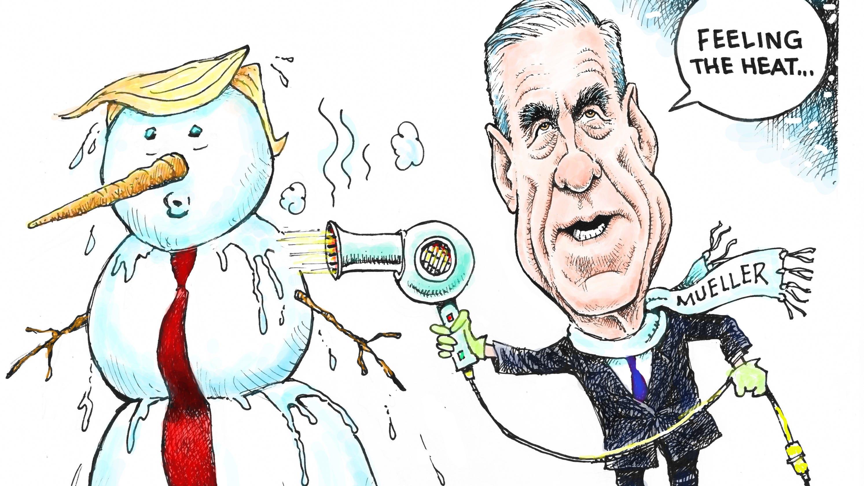 Hire Robert Mueller, if Donald Trump fires him: Readers sound off