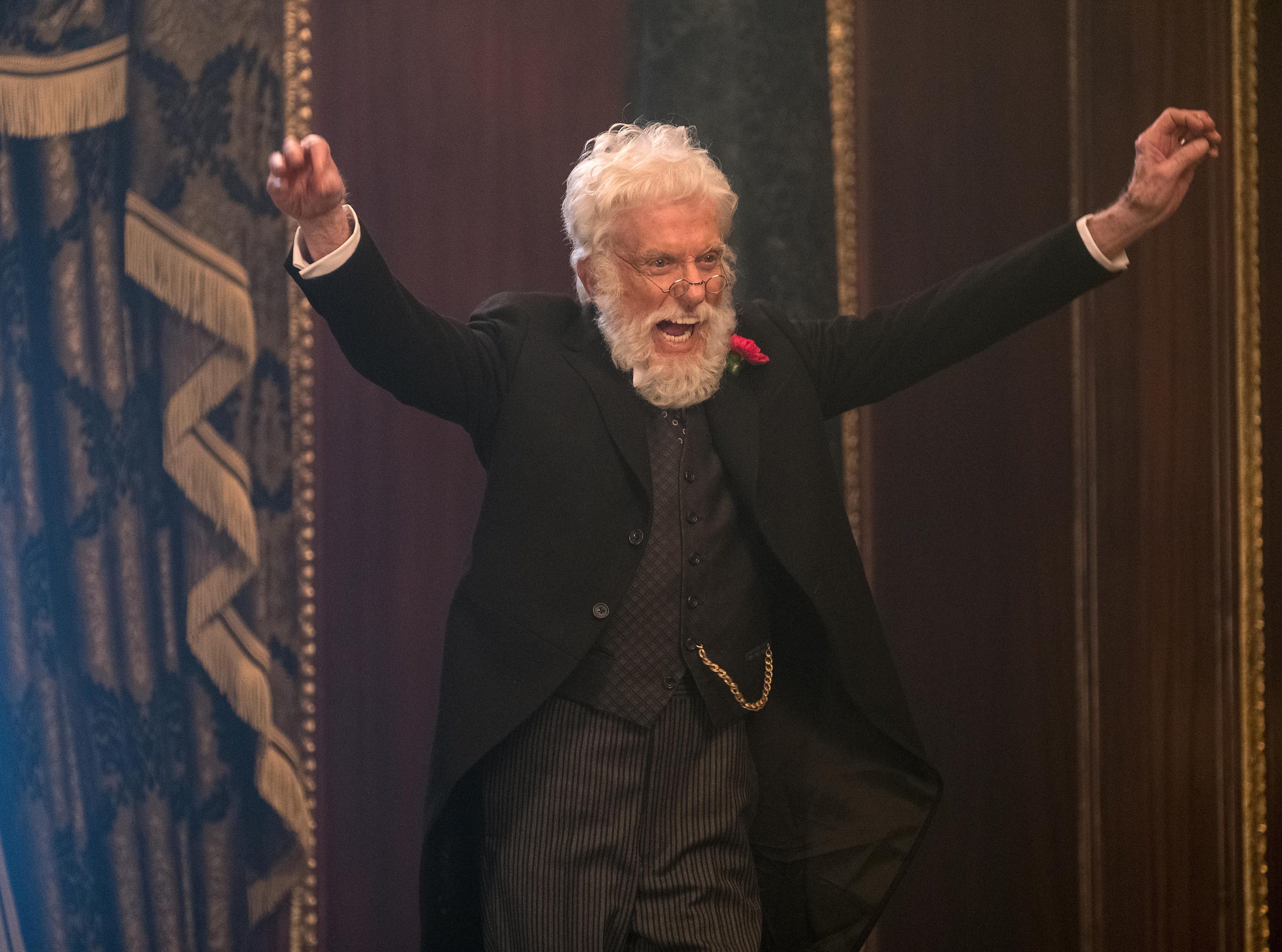 "Dick Van Dyke, now 93, danced on the desk in ""Mary Poppins Returns."""