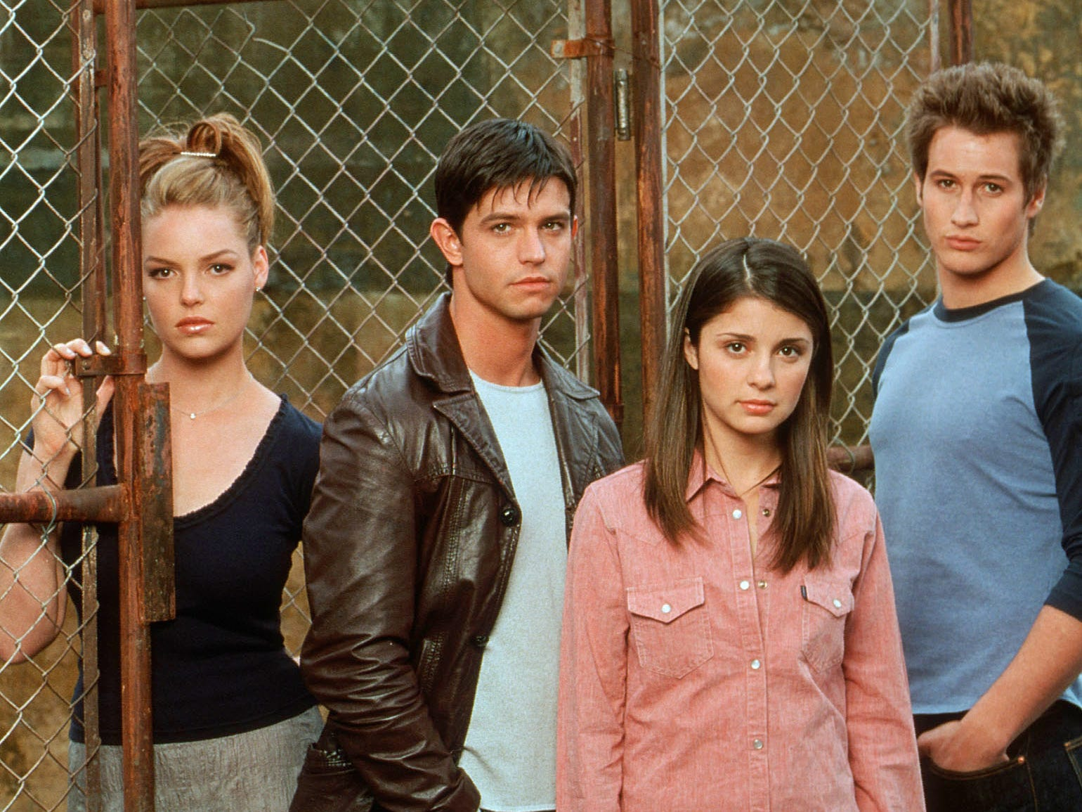 """""""Roswell"""" (WB, UPN); Oct. 6, 1999-May 14, 2002"""