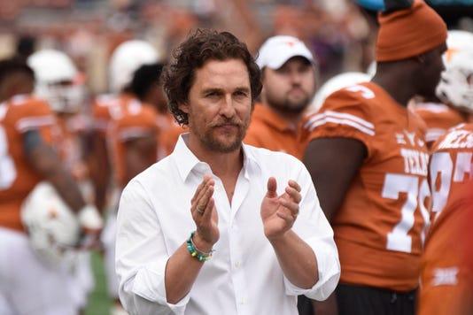 Usp Ncaa Football Texas Christian At Texas S Fbc Usa Tx