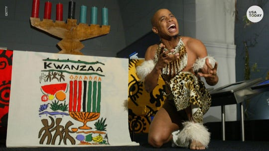 Kwanzaa is a week long and each day is dedicated to a principle.