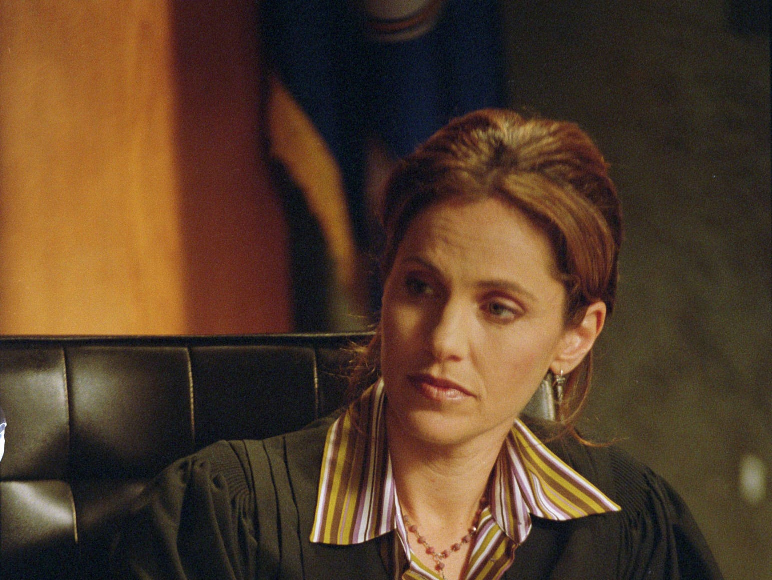 """Amy Brenneman in """"Judging Amy"""" (CBS); Sept. 19, 1999-May 3, 2005"""