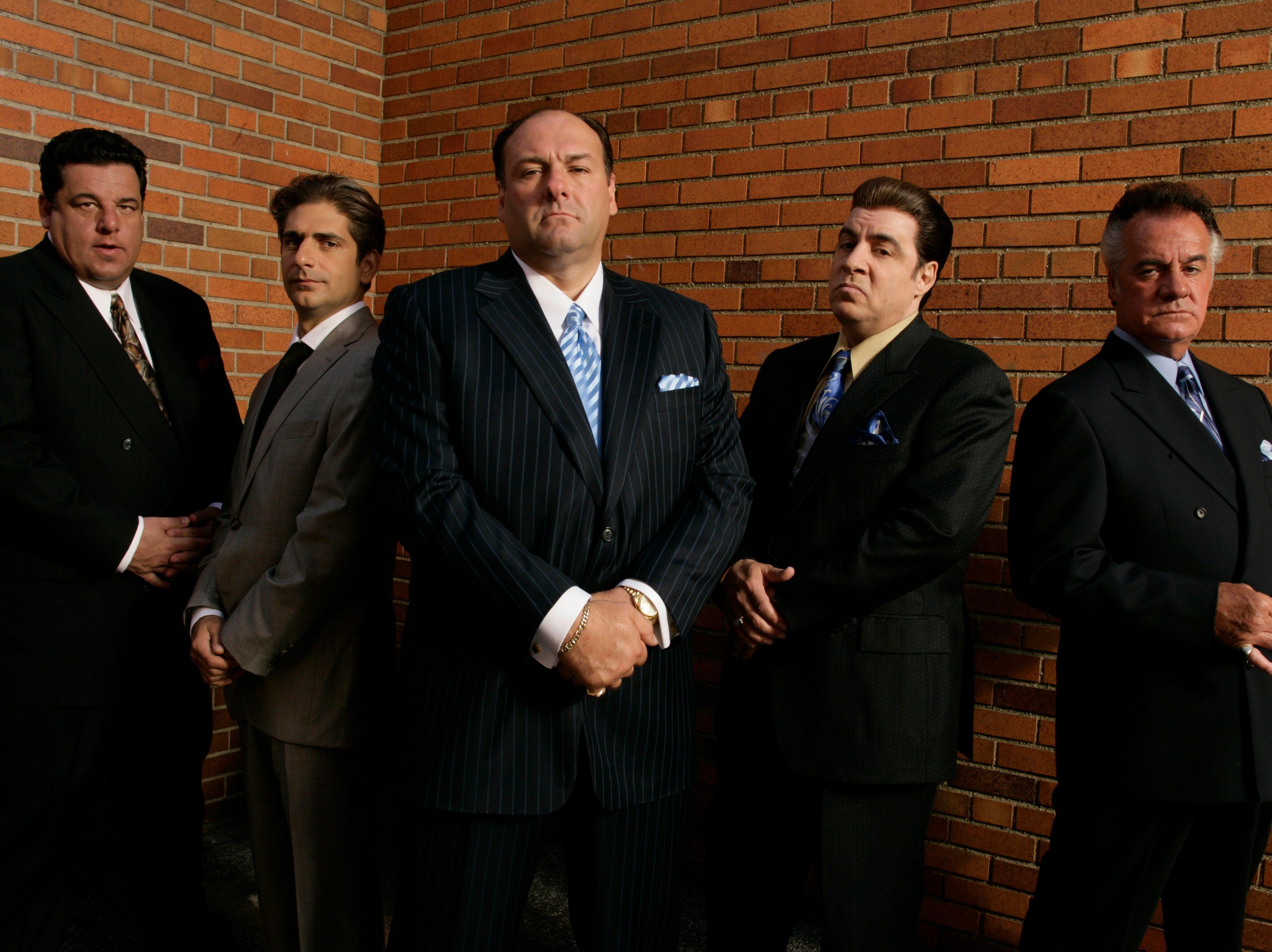 """""""Sopranos"""" (HBO); Jan 10, 1999-June 10, 2007"""