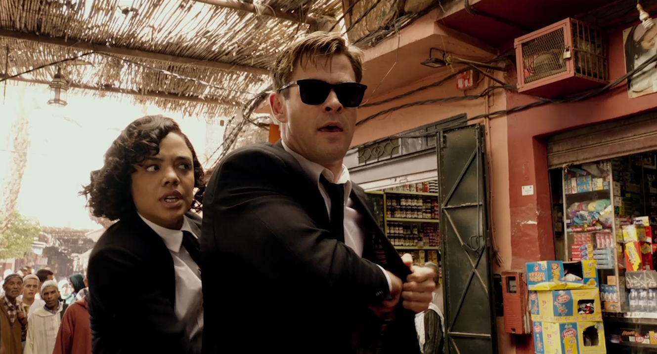 Here Come The Men In Black In Newly Released Trailer