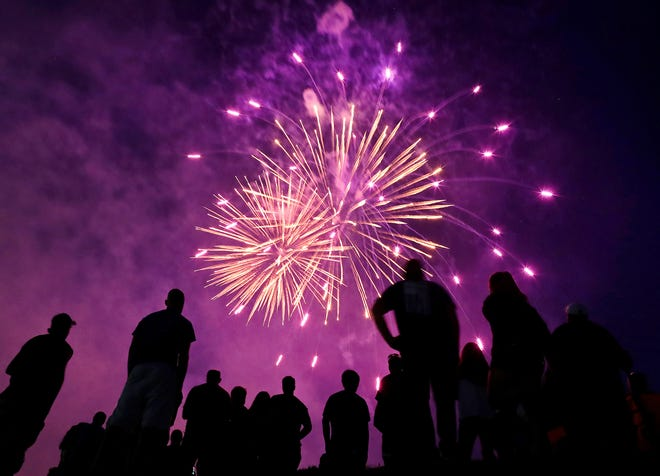The annual Fourth of July fireworks in Appleton have been cancelled for 2020.