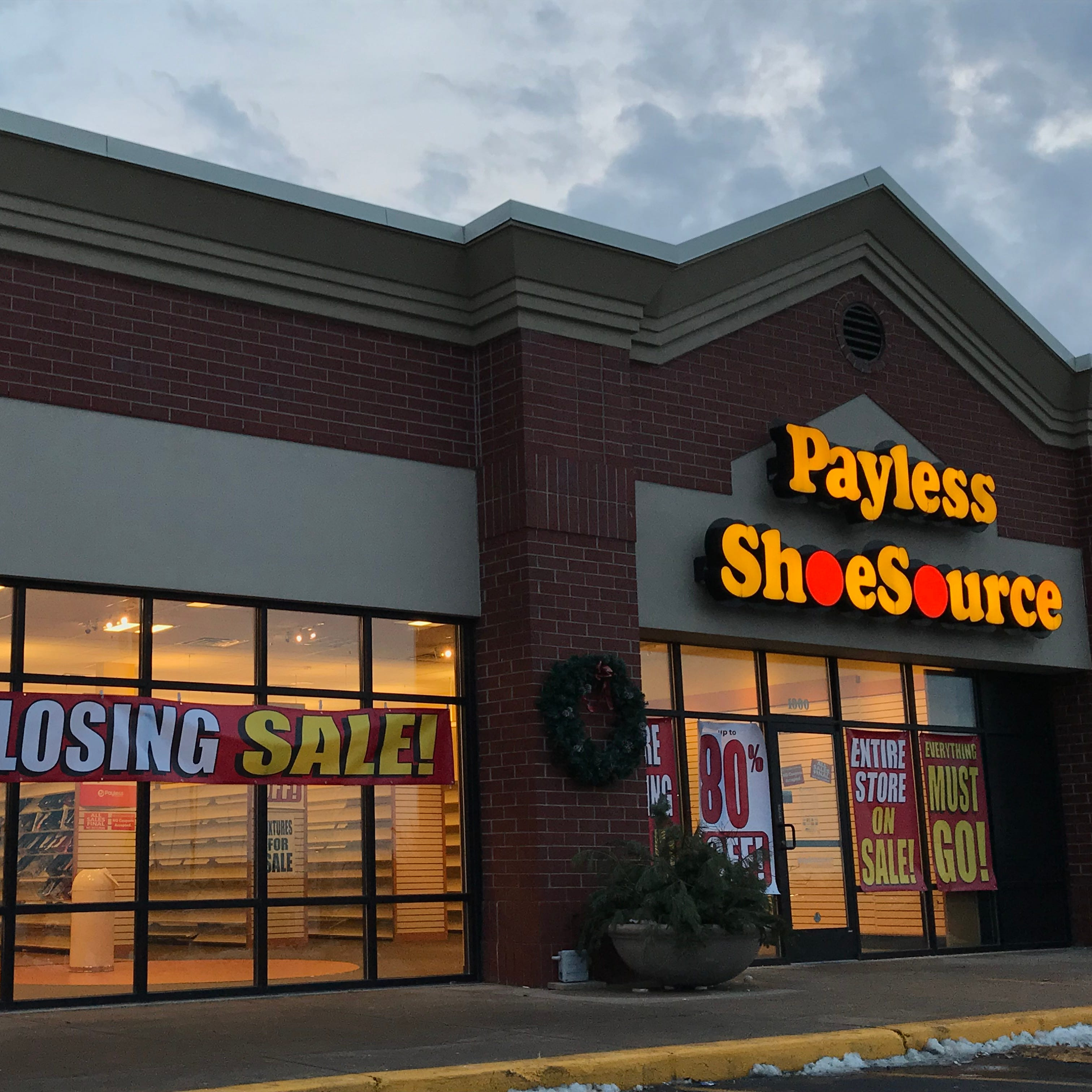 Payless ShoeSource closing stores: Liquidation sales start Sunday