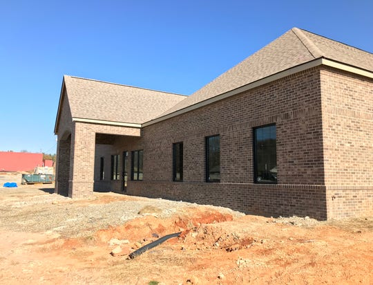 Farm Bureau Insurance of Buncombe County will be moving into this building on Brevard Road in 2019.