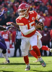 Chiefs quarterback Patrick Mahomes is a league MVP candidate, but the next few weeks will be his first chance to show he can win under playoff-level pressure.