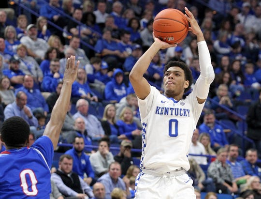 Quade Green will transfer from Kentucky to Washington.